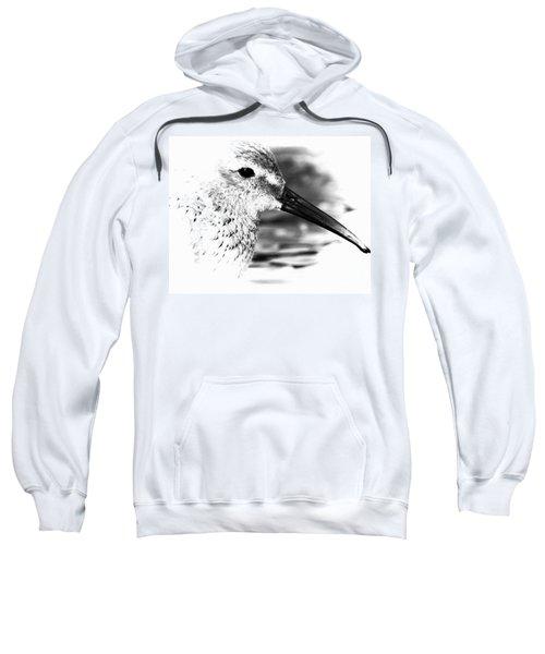 Dunlin Sandpiper Sweatshirt