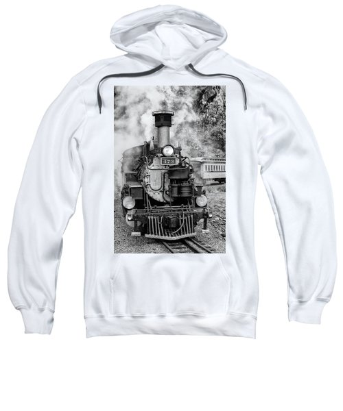 Durango Silverton Train Engine Sweatshirt