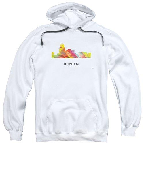 Durham North Carolina Skyline Sweatshirt