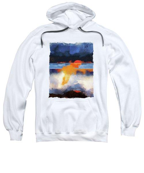 Dusk Reflection Sweatshirt
