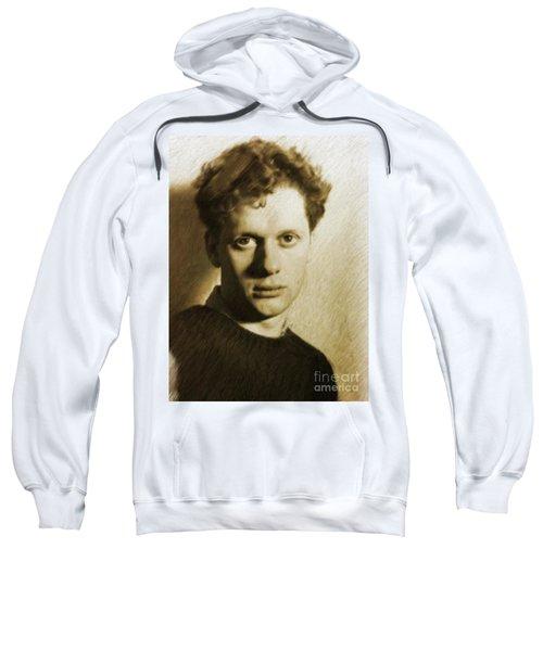Dylan Thomas, Poet Sweatshirt