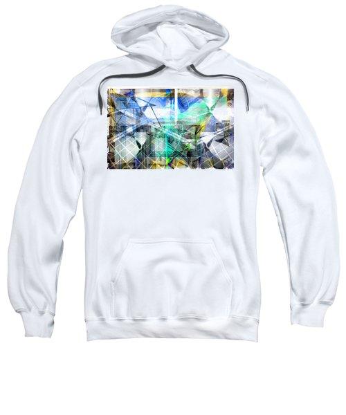 Dynamic Cubes Sweatshirt