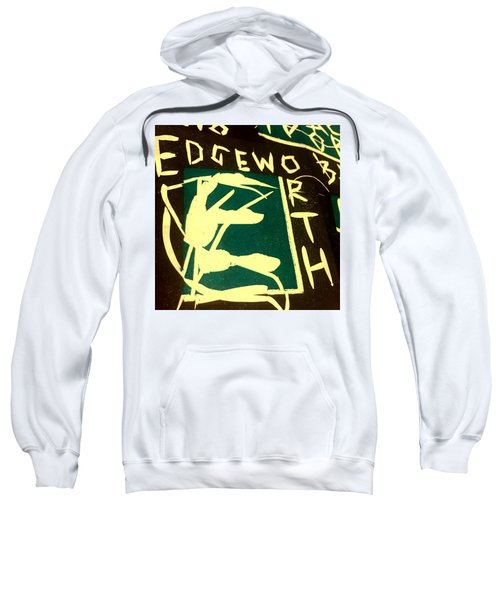 E Cd Cover Art Sweatshirt