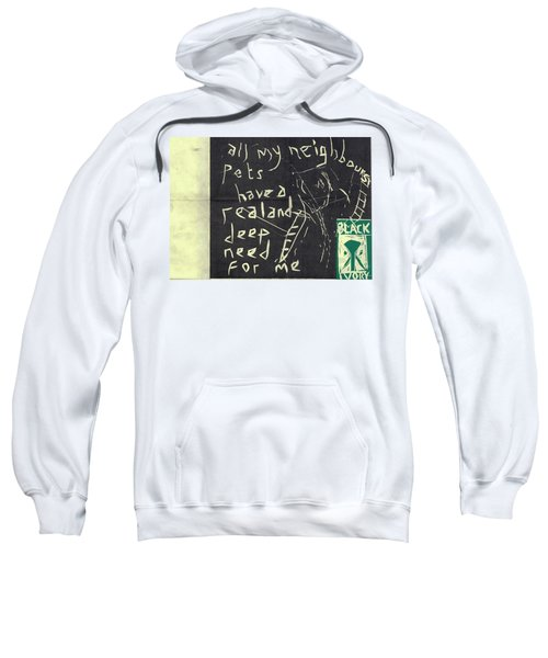 E Cd Main Reverse Sweatshirt