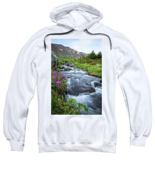 Early Days Of Summer Sweatshirt