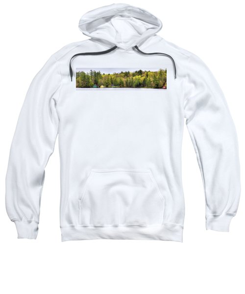 Early Spring Panorama Sweatshirt by David Patterson