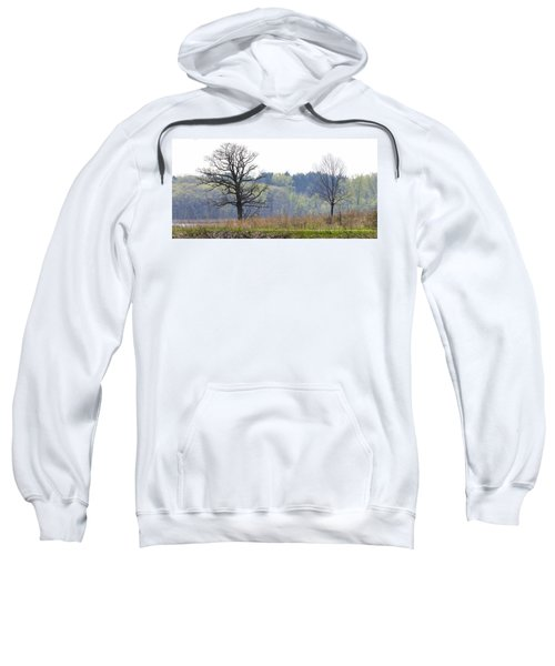 Early Spring Silhouettes  Sweatshirt