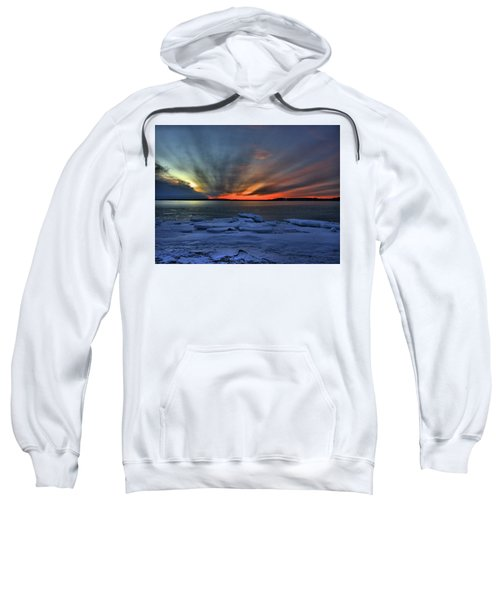 Eastern Lights  Sweatshirt