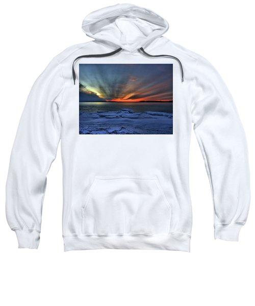 Eastern Lights  Sweatshirt