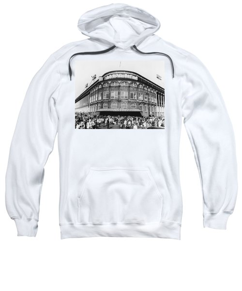 Ebbets Field, Brooklyn, Nyc Sweatshirt