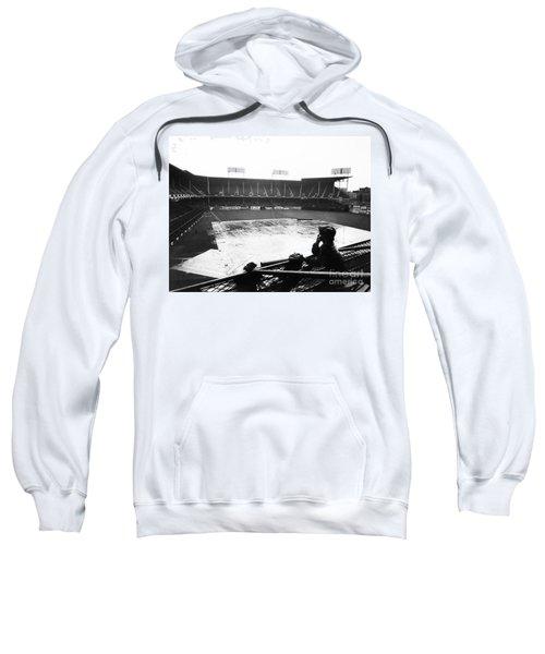 Ebbets Field, C1950 Sweatshirt