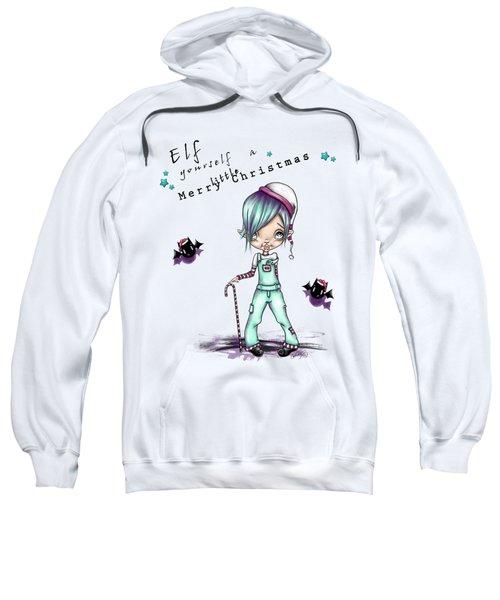 Eddie The Elf Sweatshirt by Lizzy Love