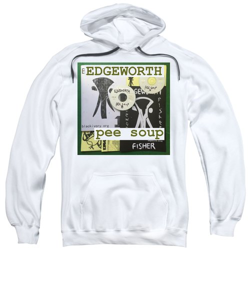 Edgeworth Pee Soup Album Cover Design Sweatshirt