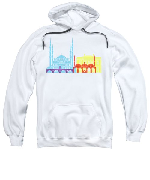 Edirne Skyline Pop Sweatshirt