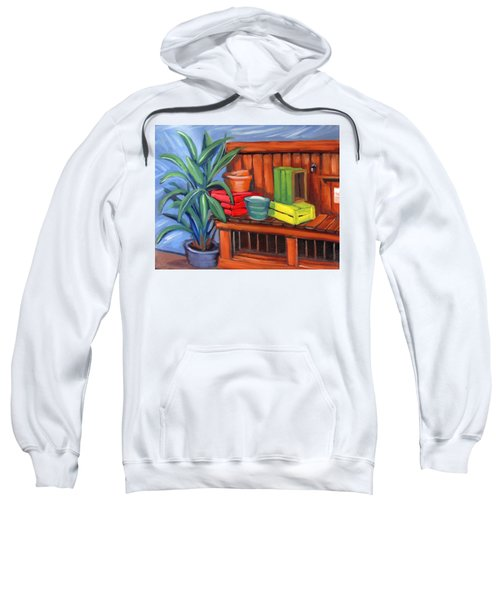 Edwards Nursery Potting Bench Sweatshirt