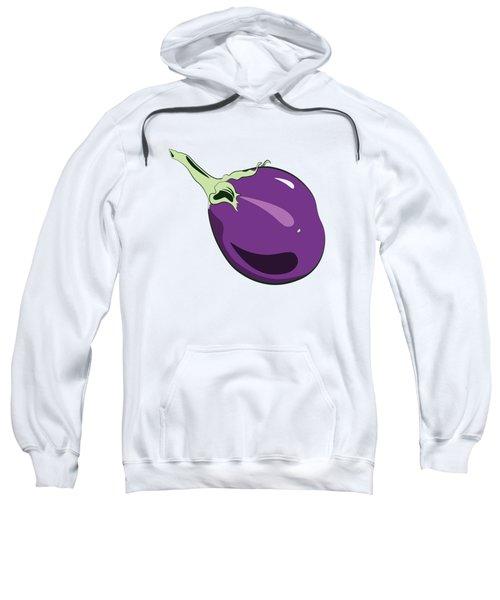 Eggplant Sweatshirt