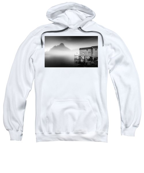 Egulfed By Mist Sweatshirt
