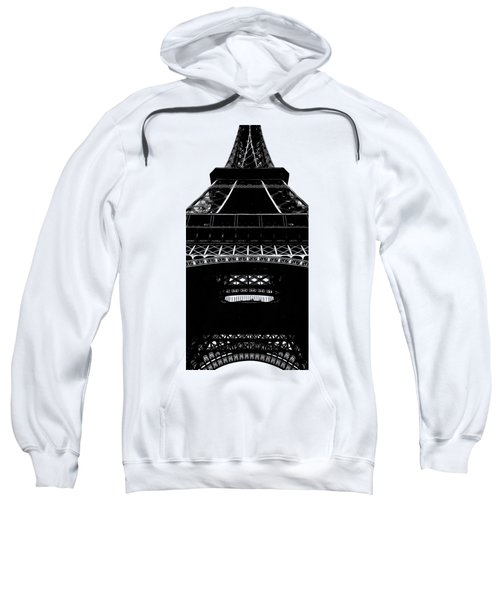Eiffel Tower Paris Graphic Phone Case Sweatshirt