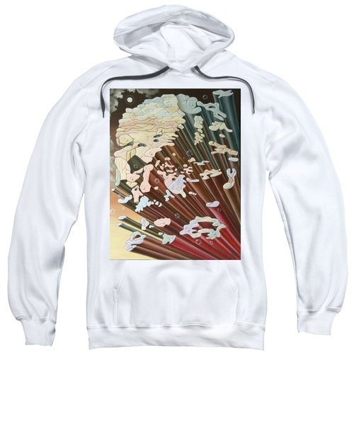 Einstein And The Theory Of The Big Bang Sweatshirt