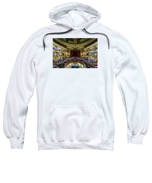 El Ateneo Grand Splendid Sweatshirt by Randy Scherkenbach