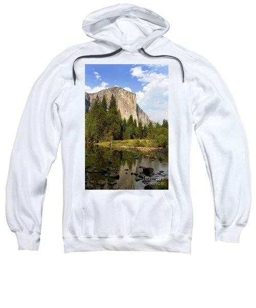 El Capitan Yosemite National Park California Sweatshirt