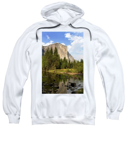El Capitan Yosemite National Park California Sweatshirt