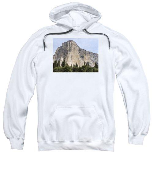 El Capitan Yosemite Valley Yosemite National Park Sweatshirt