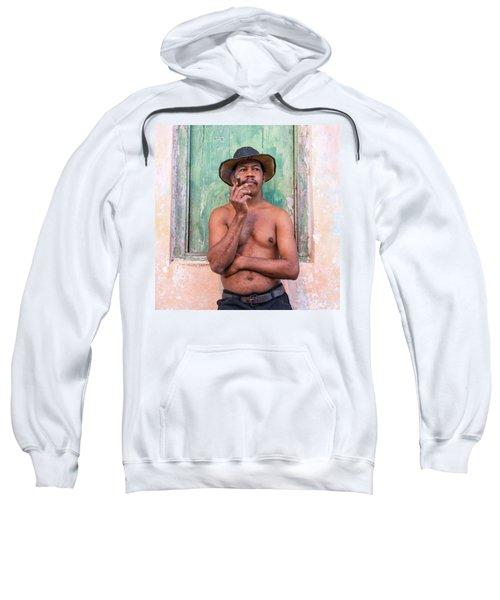 El Hombre Sweatshirt