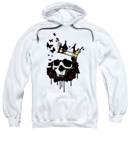 El Rey De La Muerte Sweatshirt