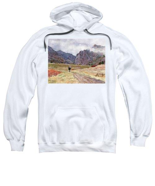 Eldorado Rain Sweatshirt