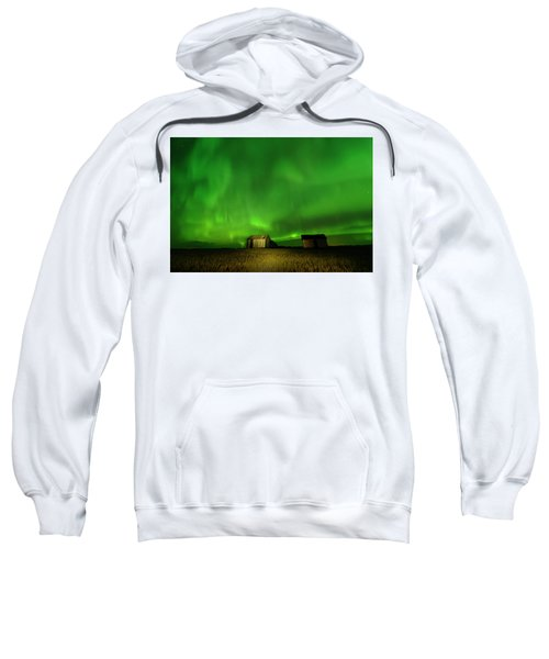 Electric Green Skies Sweatshirt