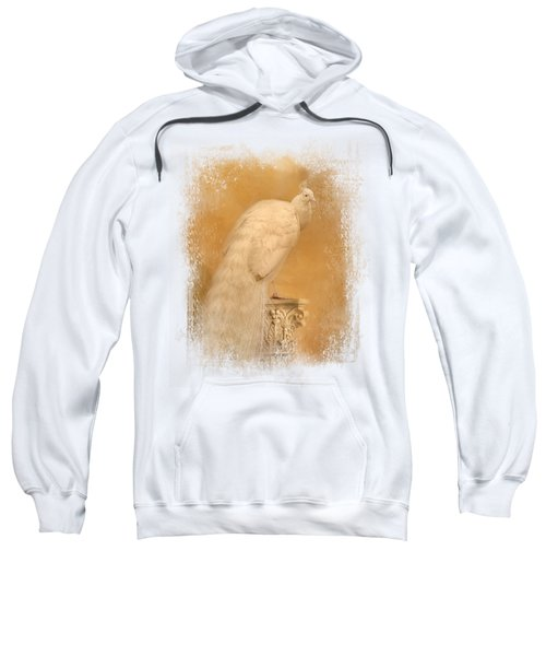 Elegance In Gold Sweatshirt by Jai Johnson