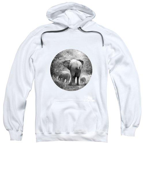 Elephants Sweatshirt