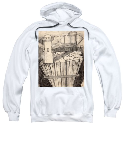 Elevator To Heaven Sweatshirt