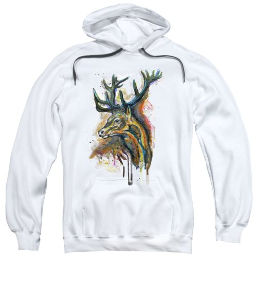 Elk Head Sweatshirt