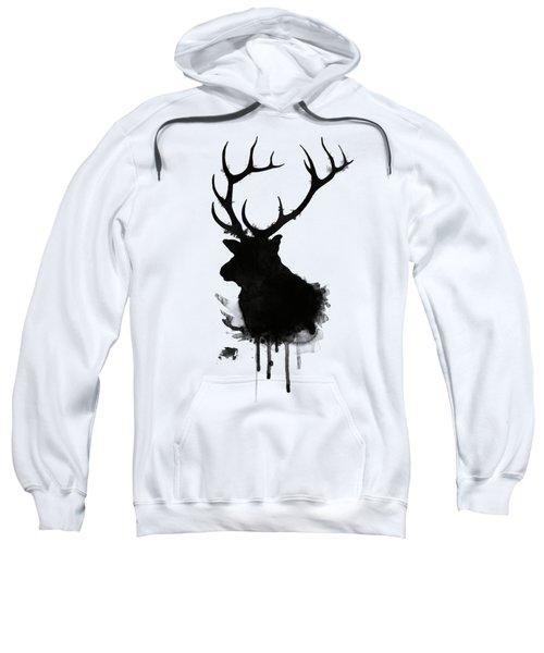 Elk Sweatshirt by Nicklas Gustafsson