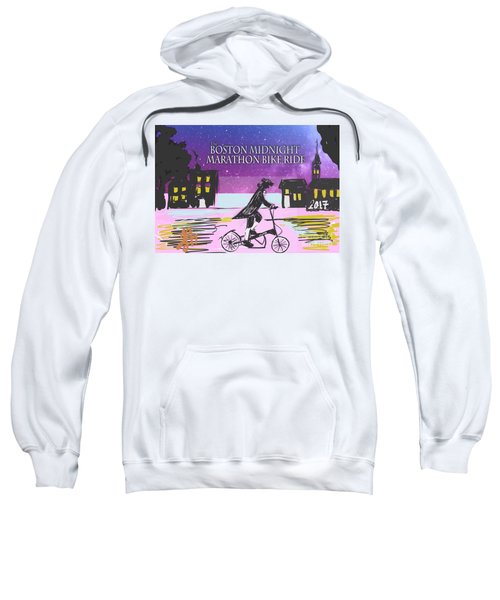 Elliptigo Arc On The Midnight Ride Sweatshirt