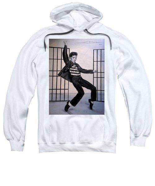 Elvis Presley Jailhouse Rock Sweatshirt