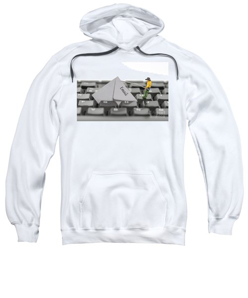 Email Fishing Sweatshirt
