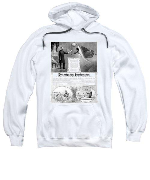 Emancipation Proclamation Sweatshirt
