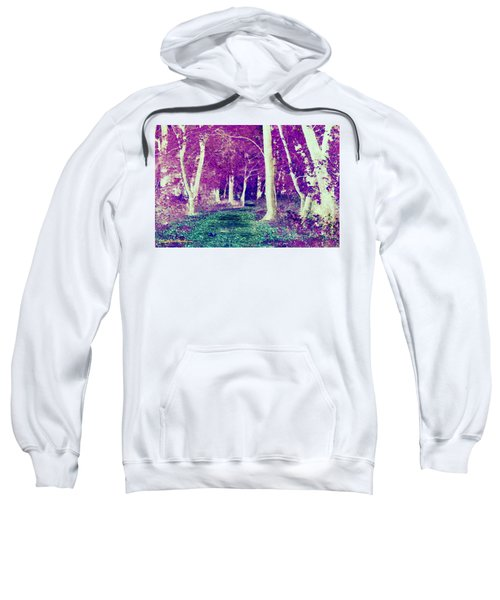 Emerald Path Sweatshirt