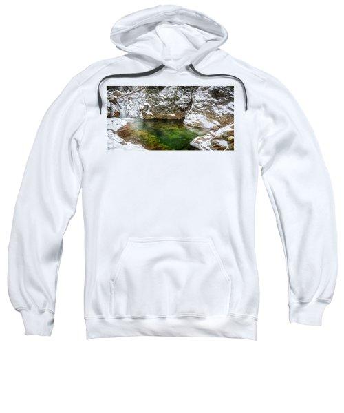Emerald Pool Ellis River Nh Sweatshirt