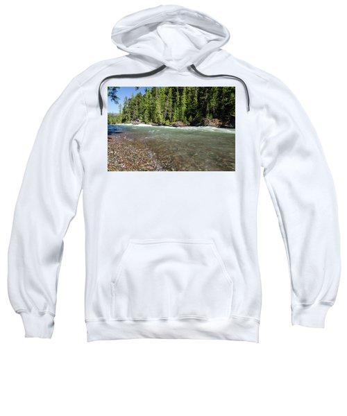 Emerald Waters Flow Sweatshirt