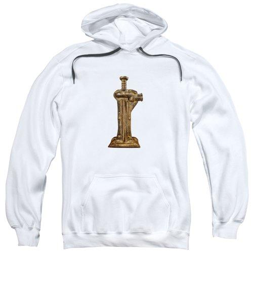 Enclosed Screw Jack II Sweatshirt
