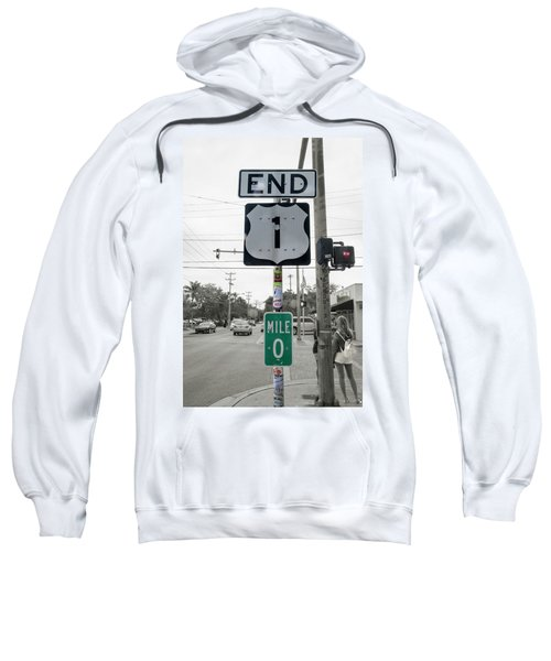 End Of The Road Baby Key West Sweatshirt