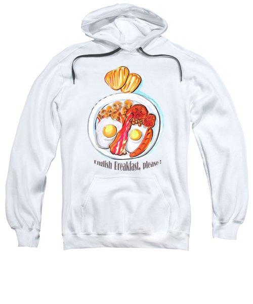 English Breakfast Sweatshirt