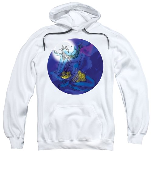 Enlightened Shiva  Sweatshirt