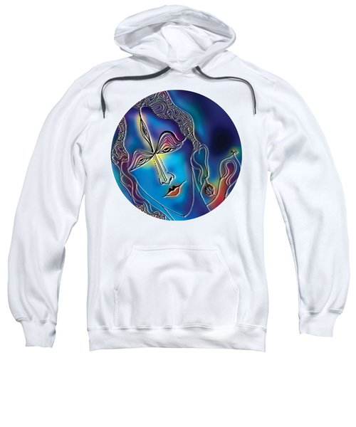 Enlightening Shiva Sweatshirt