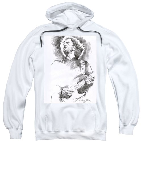 Eric Clapton Sustains Sweatshirt