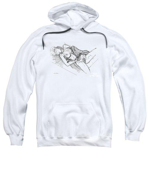 Erotic Art Drawings 7 Sweatshirt